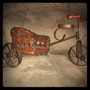 Vintage bicycle decor